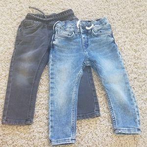 H&M/CAT&JACK skinny jeans!